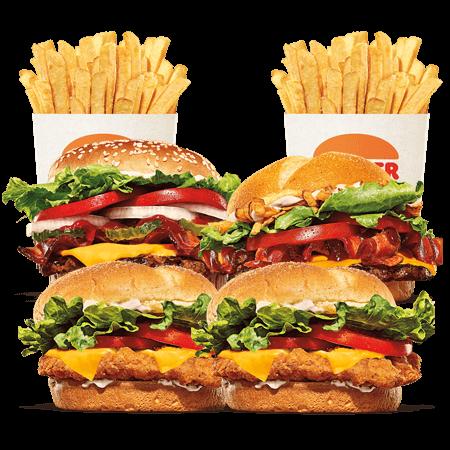 King Box Beef&Chicken Dla 4 Osób
