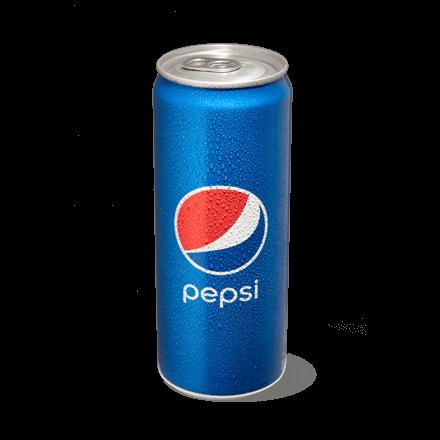 Puszka Pepsi 0,33l