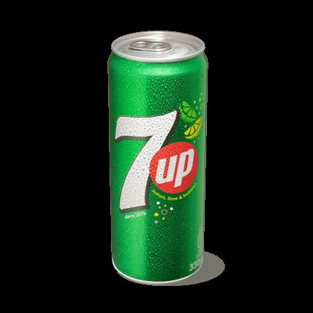Puszka 7UP 0,33l