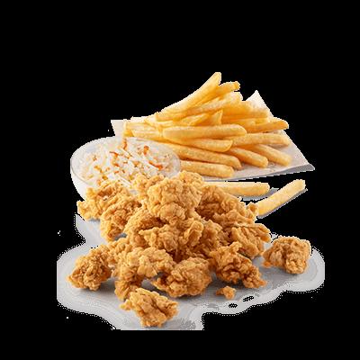 Grande Chicken Bites Menu