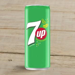 7UP PUSZKA 0,33L