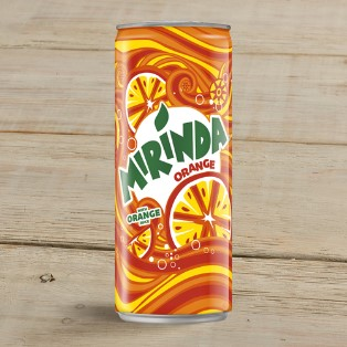 MIRINDA PUSZKA 0,33L