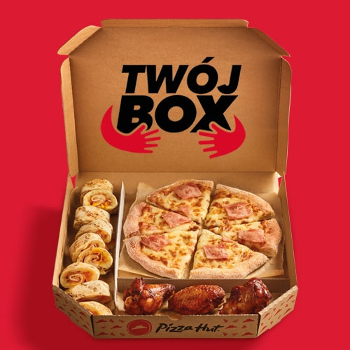 TWÓJ BOX - REAL DEAL