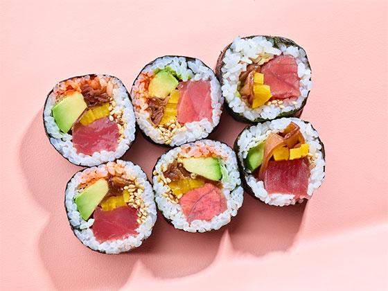 Futomaki tuńczyk-Smaczna inspiracja