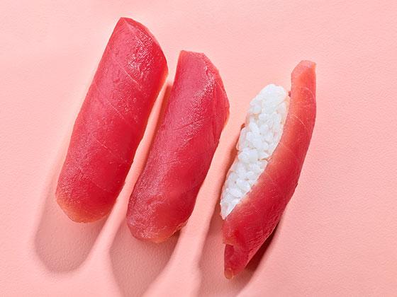 Nigiri z tuńczykiem 2 szt.