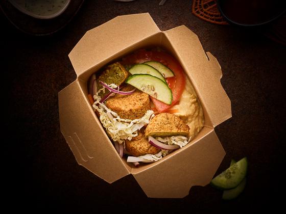 Mr.Box Falafel