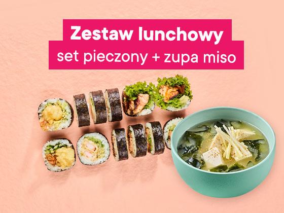 Zestaw lunchowy 1