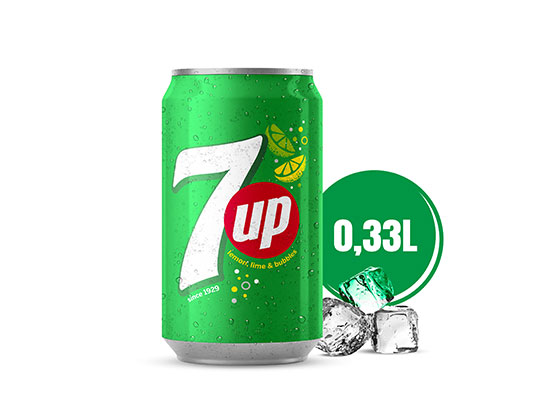 7UP 0,33L