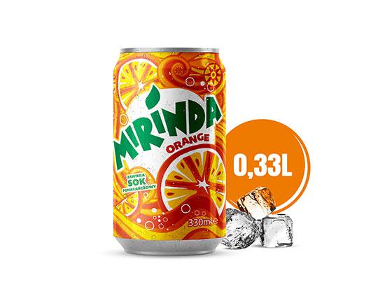 Mirinda 0,33L