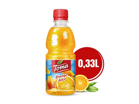 Sok Pomarańczowy 0,33L