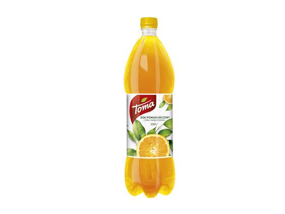 Sok Pomarańczowy 1L